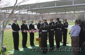 """Memorial Day 2014   Arlington Cemetery - Jim """"Patches"""" Watson Ceremony"""