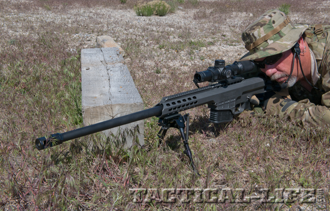 Barrett 98B Tactical .300 Win Mag