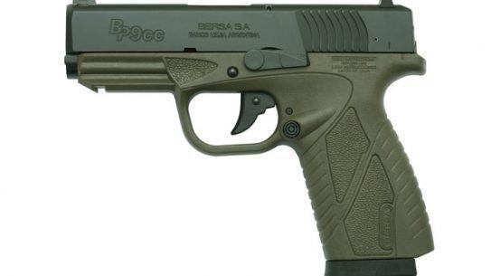 Bersa BP 9 Concealed Carry Pistol