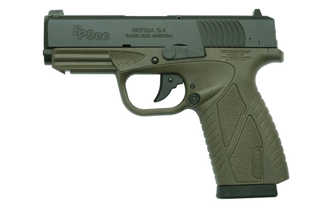 Bersa BP 9 Concealed Carry Pistol