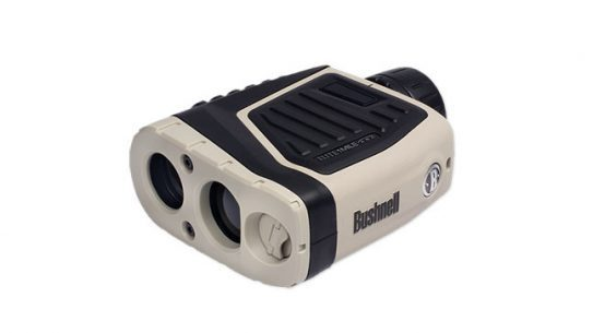 Bushnell's brand new Elite 1-Mile ARC laser rangefinder