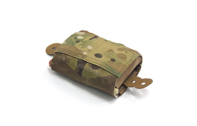CLEER Medical Mini Blowout Kit (MBOK) - MultiCam