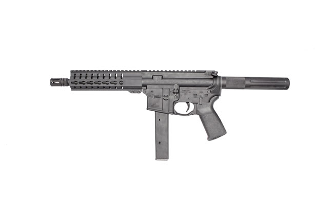 CMMG Mk4 PDW in 9mm