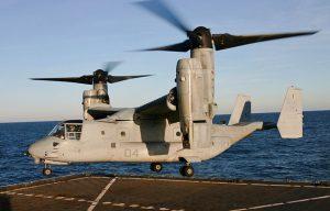 SOCOM wants to upgrade its fleet of CV-22 Ospreys and AC-130s