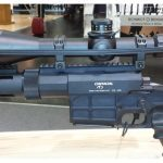 Caracal used the IWA 2014 show to promote its wide range of purpose-built, bolt-action precision rifles with lightweight, aerospace-grade aluminum chassis and two-stage triggers