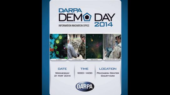 DARPA Demo Day 2014