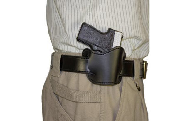 DeSantis Gunhide Simple Slide Holster
