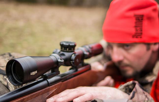 Bushnell Elite Long Range Hunting Scope