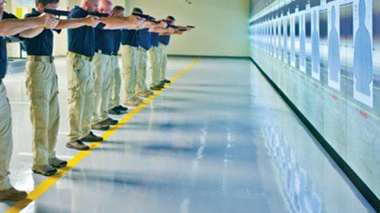 Federal Law Enforcement Training Centers - Virtual Firearms Training Range