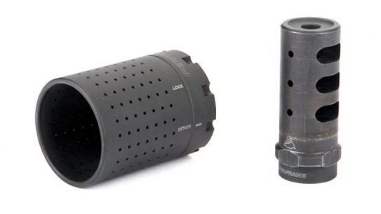 Ferfrans CQB Muzzle Device