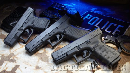 GLOCK Gen4s: G27, G22 and G23