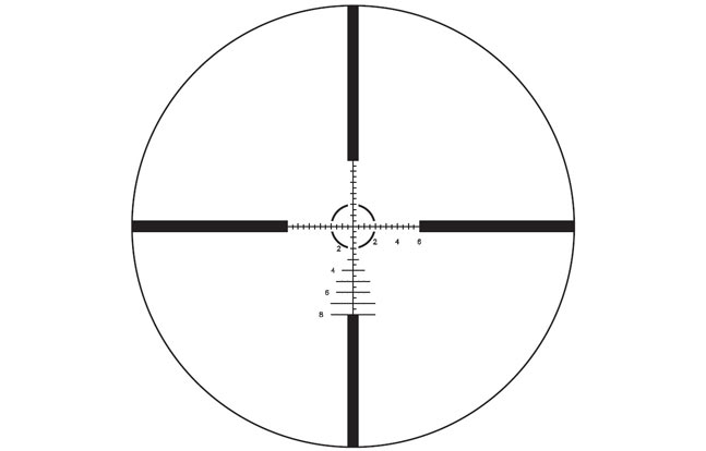 Bushnell G2H Reticle 12x