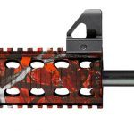 Smitth & Wesson M&P15-22 - Harvest Moon Orange