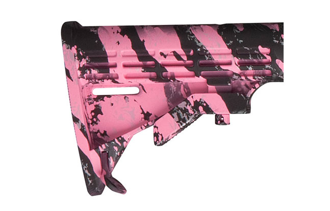 Smitth & Wesson M&P15-22 - Pink Platinum