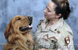K9s For Warriors | U.S. Army Specialist Melissa Maher & Chauncey