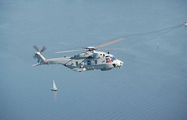 NHIndustries NH90 helicopter (Photo by: NHIndustries)