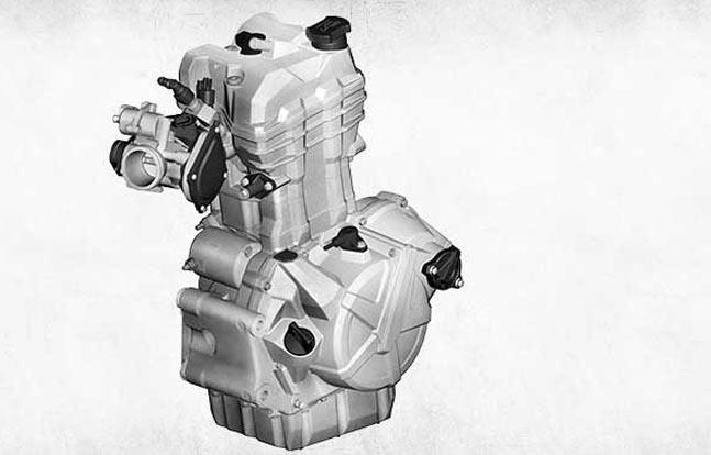 Polaris Sportsman ACE - 32HP ProStar engine