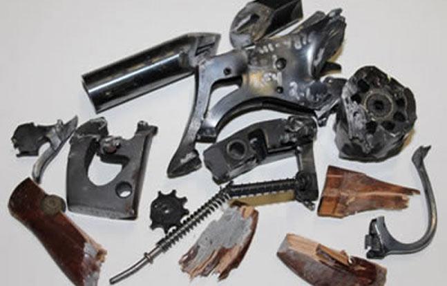 Pulverized Revolver
