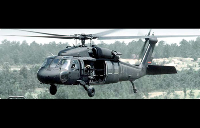Sikorsky Aircraft is converting an old UH-60A Black Hawk helicopter into an autonomous aircraft