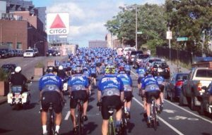 The Springfield Police Department raised $86,000 during a bike ride honoring LEOs killed in the line of duty.