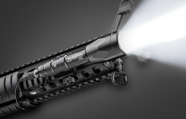 SureFire M600P Fury Scout Light