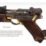 Luger P08 Carbine by Thomas Spohr