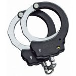 ASP's handcuffs were the first to feature keyholes on both sides, making it much easier to de-cuff suspects.
