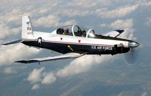 The U.S. is sending 24 Beechcraft T-6C Texan II trainer aircraft to Iraq as part of a $1 billion deal.