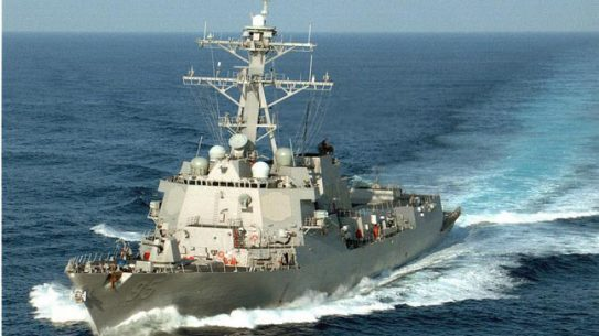 USS James E. Williams (DDG-95)