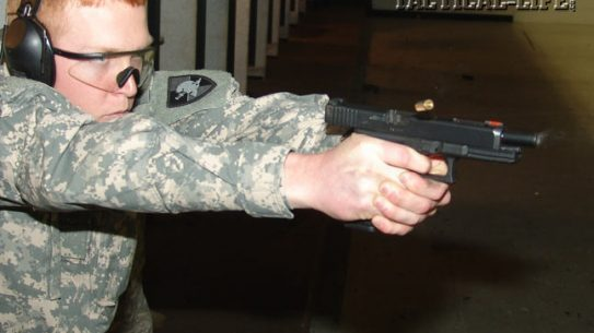 The West Point Pistol Team is one of several shooting organizations at the U.S. Military Academy.