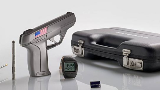 armatix iP1 pistol smart guns