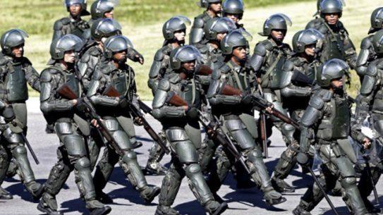 Batalhao de Operacoes Policias Especias brazil