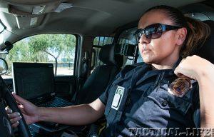 Body-worn cameras cop car body camera