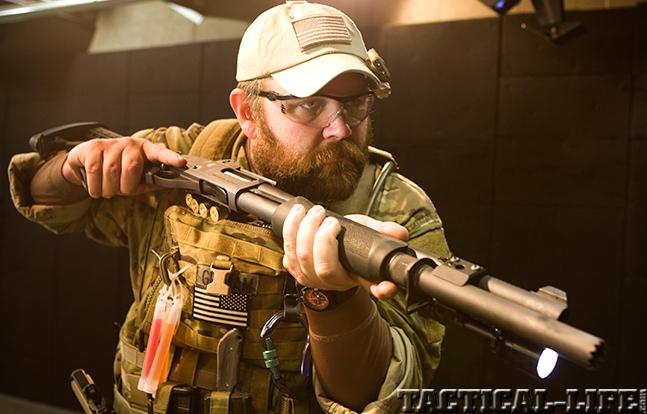Combat Shotgun Tactics