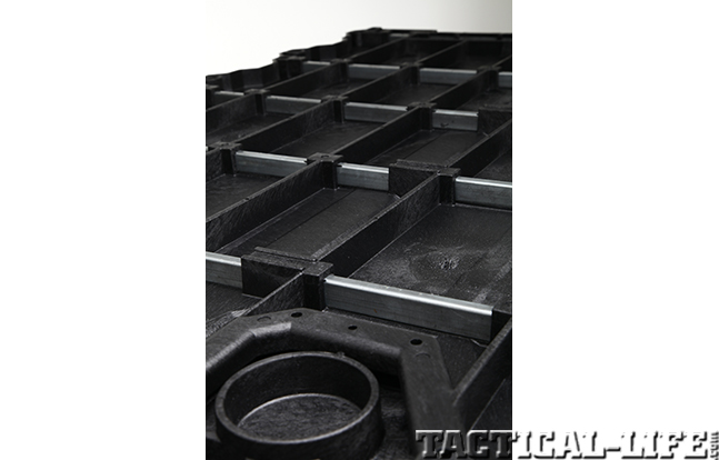 DECKED Truck Bed Storage System steel tubes