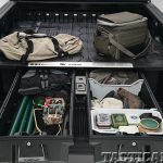 DECKED Truck Bed Storage System fishing