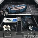 DECKED Truck Bed Storage System golfing