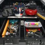 DECKED Truck Bed Storage System work