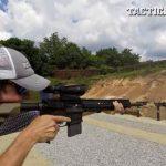 Test-firing DRD Tactical's CDR-15