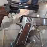 Korth: presentation-grade revolver and 1911-style pistol