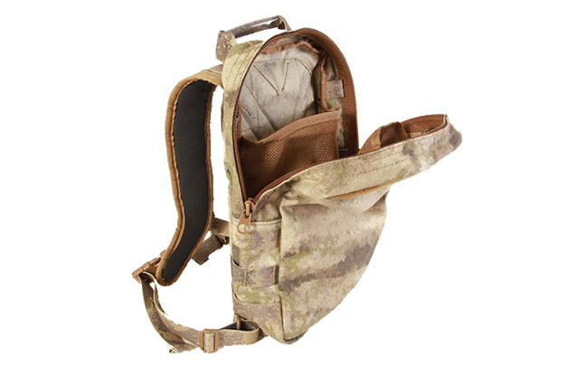 High Speed Gear M24P Day Pack Zipper