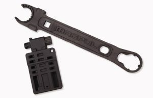 Magpul Armorer's Wrench and BEV Block