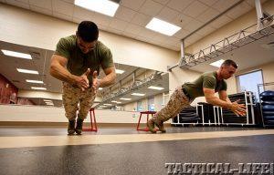 Marines Pushup