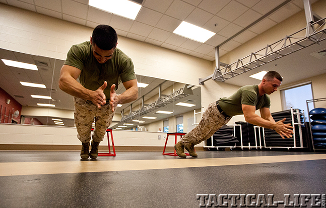 Marines Pushup