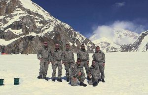McKinley Army Climb