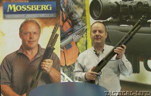 Mossberg 590 Red Jacket Tactical Shotgun