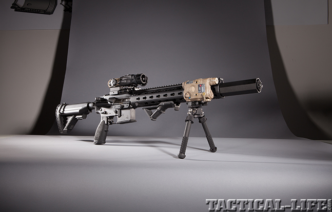 Heckler & Koch MR556A1-SD