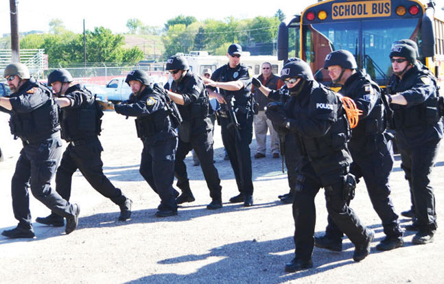 Payette County Special Response Team