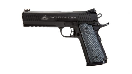 Rock Island Armory Tactical 2011 VZ