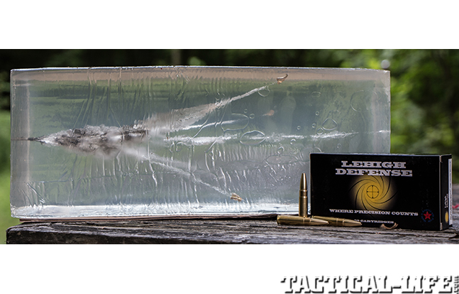 Ammunition Lehigh Defense special-purpose ammo